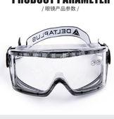 店長推薦▶護目鏡防風沙防塵勞保打磨騎行透明防飛濺男女擋風鏡眼罩防護眼鏡