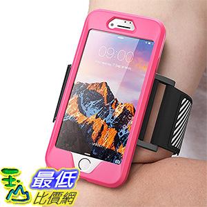 [美國直購] SUPCASE iPhone 7 Plus (5.5吋) Armband Case 粉紅色 [Unicorn Beetle PRO] 運動臂套 臂帶手機殼 保護殼