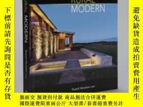 二手書博民逛書店Rural罕見Modern: Rural Residential ArchitecY237948 Russel