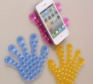 TwinS伯澄嚴選創意雙面手掌腳掌吸盤貼吸物貼置物吸盤【顏色隨機發貨】