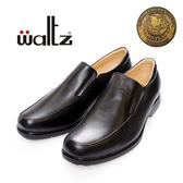 waltz-新一代金牌獎專利輕呼吸氣墊鞋32015-02(黑)