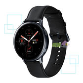 Samsung Galaxy Watch Active2 ◤送Samsung 無線閃充充電板◢ 手錶 R820 鋼 44mm