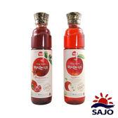韓國 飲品 SAJO 水果醋飲 500ml 藍莓醋 石榴醋 蘋果醋 水果醋 醋飲