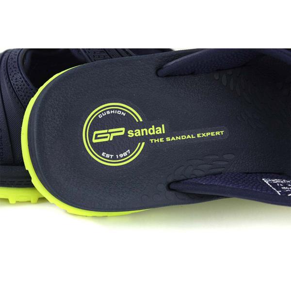 G.P (GOLD PIGEON) 阿亮代言 拖鞋 戶外 深藍色 男鞋 G0560-20 no246