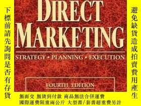 二手書博民逛書店Direct罕見MarketingY256260 Edward L. Nash Mcgraw-hill 出版