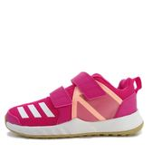 Adidas Fortagym CF K [AH2561] 童鞋 運動 休閒 粉紅 白 愛迪達