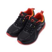 LOTTO LT20 氣墊跑鞋 黑紅 LT0AKR2260 大童鞋