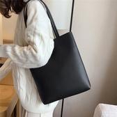 2020流行女包新款包包韓版潮流女包單肩包大容量高級感手提托特包 【蜜斯蜜糖】