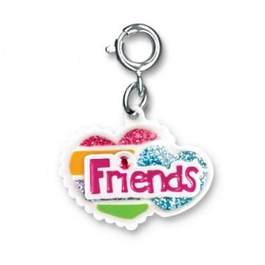 【4M】07524 美勞創作-友誼之心吊飾 Friends Heart Charm