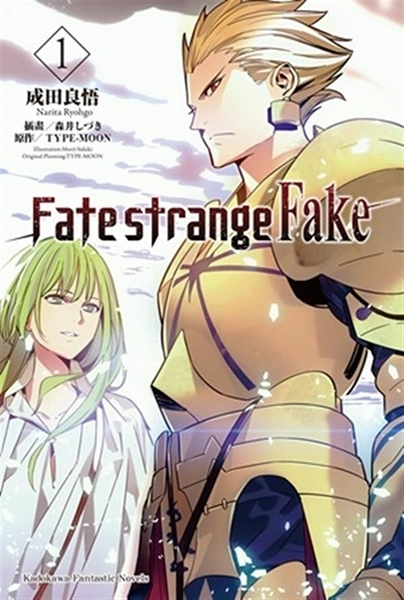 (二手書)Fate/strange Fake(1)