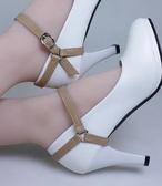 隱形高跟鞋鞋帶防掉