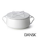Dansk Kobenstyle 雙耳砂鍋 4QT(白)