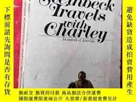 二手書博民逛書店John罕見Steinbeck Travels with Cha