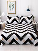 水洗棉床單單件學生宿舍單人床1.5m網紅ins風雙人床被單兒童 夢想生活家