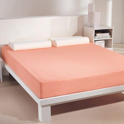 Medlight美德耐健康寢具-防蟎雙人床墊套7尺(床包)