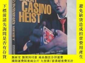 二手書博民逛書店The罕見Great Casino Heist 賭聖Y85718