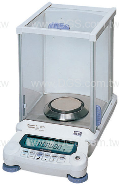 《SHIMADZU》半微量分析天平 Uni Bloc型Electronic Semi-micro Analytical Balance, Uni Bloc