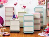 日本進口床頭櫃 衣物玩具組合櫃 抽屜櫃收納櫃 整理儲物櫃 收納箱WY