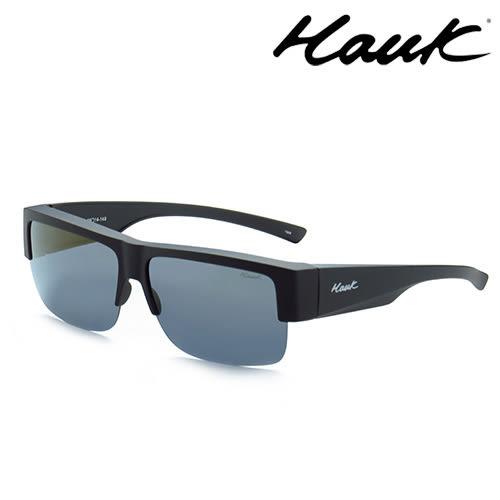 HAWK偏光太陽套鏡(眼鏡族專用)HK1008-36
