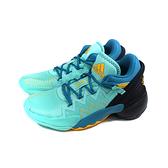 adidas D.O.N. Issue 2 J 籃球鞋 運動鞋 湖水綠 大童 童鞋 S42751 no937