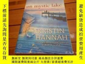 二手書博民逛書店ON罕見MYSTIC LAKE 神祕的湖上Y20470 Kris