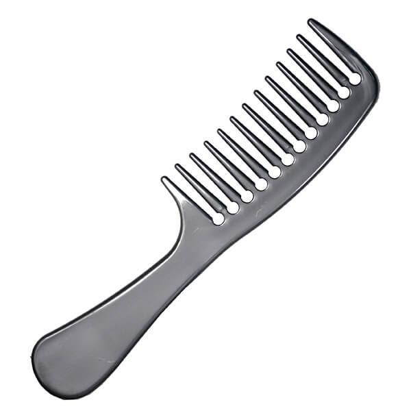【Hanami】遠紅外線圓孔梳|美髮梳 按摩梳 梳子 關刀梳 大阪梳 大齒梳