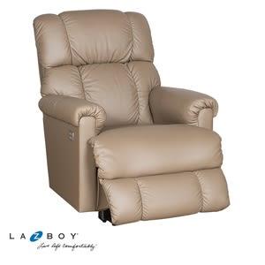 La-Z-Boy 電動式休閒椅 16P512 半牛皮 深褐
