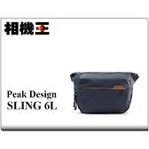 ★相機王★Peak Design Everyday Sling 6L V2 相機包 午夜藍