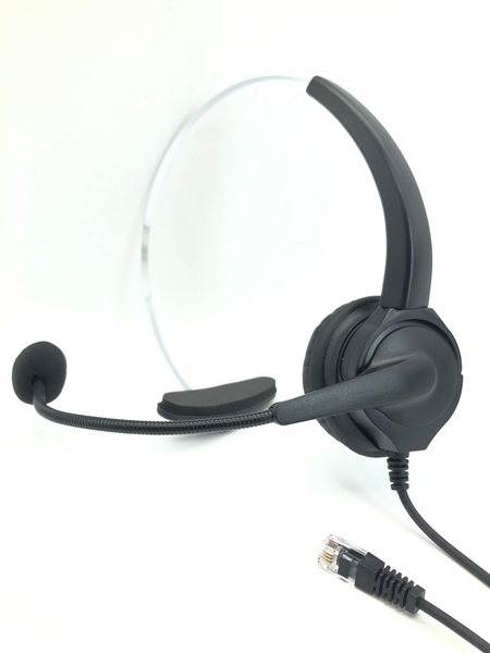780元電話總機專用耳機麥克風 東訊TECOM DX9718D,另有其他廠牌耳機