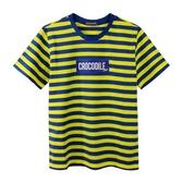 『小鱷魚童裝』條紋LOGOT恤(10號~20號)533408
