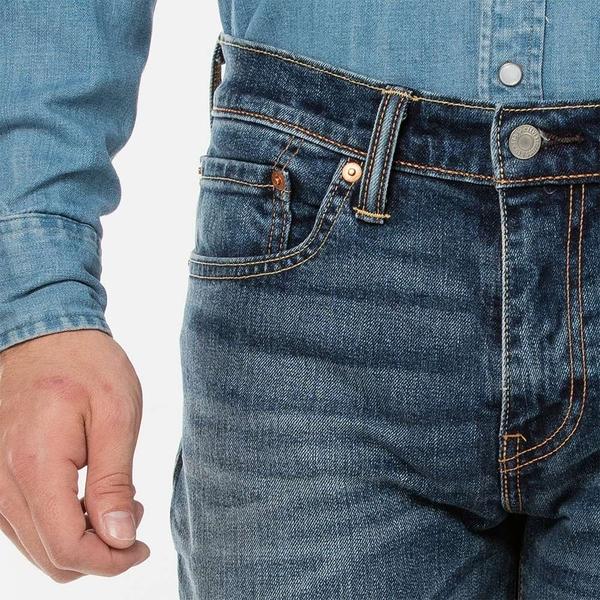 Levis 男款 511 低腰修身窄管牛仔長褲 / 彈性布料 / 延續款