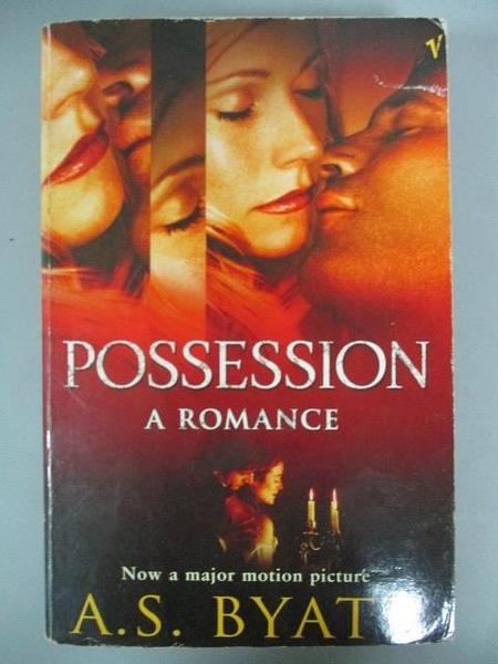 【書寶二手書T8/原文小說_NIR】Possession_A. S. Byatt, A. S. Byatt