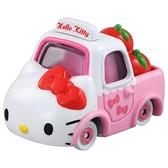 TOMICA DREAM 152 凱蒂貓蘋果貨車 TM39913 夢幻小汽車