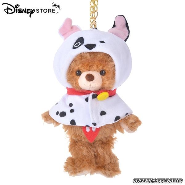 日本限定 Disney Store  迪士尼 101忠狗  吊飾玩偶專用 衣物配件