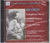 【正版全新CD清倉  4.5折】布拉姆斯 : 第三號交響曲(孟根堡,阿姆斯特丹大會堂管弦)