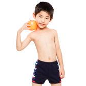 ★奧可那★ 兩邊條紋造形泳褲