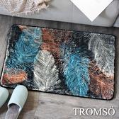 TROMSO綿羊絨超吸水大地墊-北歐彩葉