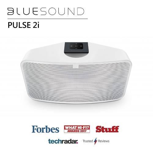 【結帳再折+24期0利率】BLUESOUND PULSE 2i 無線網路串流喇叭系統 公司貨