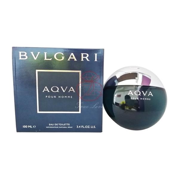 寶格麗 BVLGARI 水能量男性淡香水 100ML【岡山真愛香水化妝品批發館】
