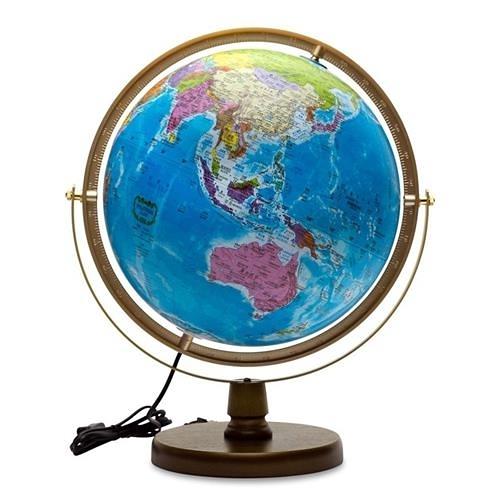 Seojeon Globe LED 中英文星座行政地球儀 12吋