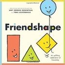 《主題:友誼.想像》FRIENDSHAPE  英文繪本