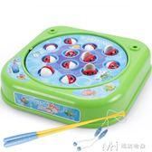 釣魚玩具套裝嬰兒寶寶女孩男孩一歲半兒童益智玩具        瑪奇哈朵