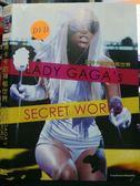 挖寶二手片-O12-028-正版DVD*電影【女神卡卡的神秘世界】-Lady Gaga's Secret World