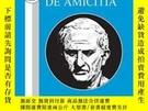 二手書博民逛書店De罕見AmicitiaY255562 Cicero Bloomsbury 3pl 出版2013