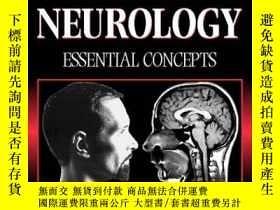 二手書博民逛書店Clinical罕見Neurology: Essential C