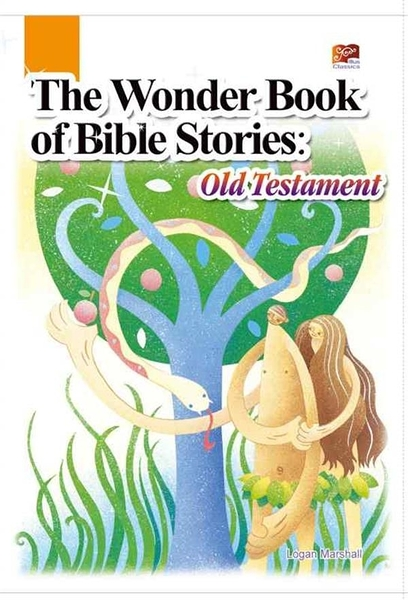 (二手書)The Wonder Book of Bible Stories: Old Testament(25K)