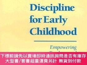 二手書博民逛書店Three罕見Faces of Discipline for Early Childhood, The: Empo