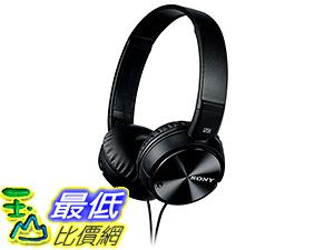 [106美國直購] 耳機 Sony MDRZX110NC Noise Cancelling Headphones B00NG57H4S
