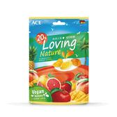 比利時 ACE 熱帶水果植物軟糖 39g