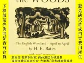 二手書博民逛書店Through罕見the Woods(H. E. 貝茨《英格蘭林